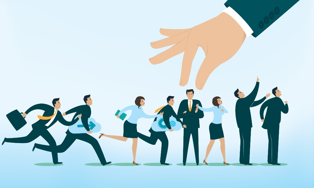 برونسپاری کارمندیابی و استخدام